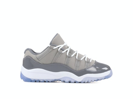 Air Jordan 11 Retro Low BP Cool Grey