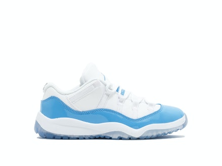 Air Jordan 11 Retro Low BP UNC