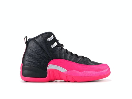 Air Jordan 12 Retro GS Deadly Pink