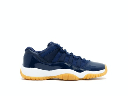 Air Jordan 11 Retro Low Navy Gum