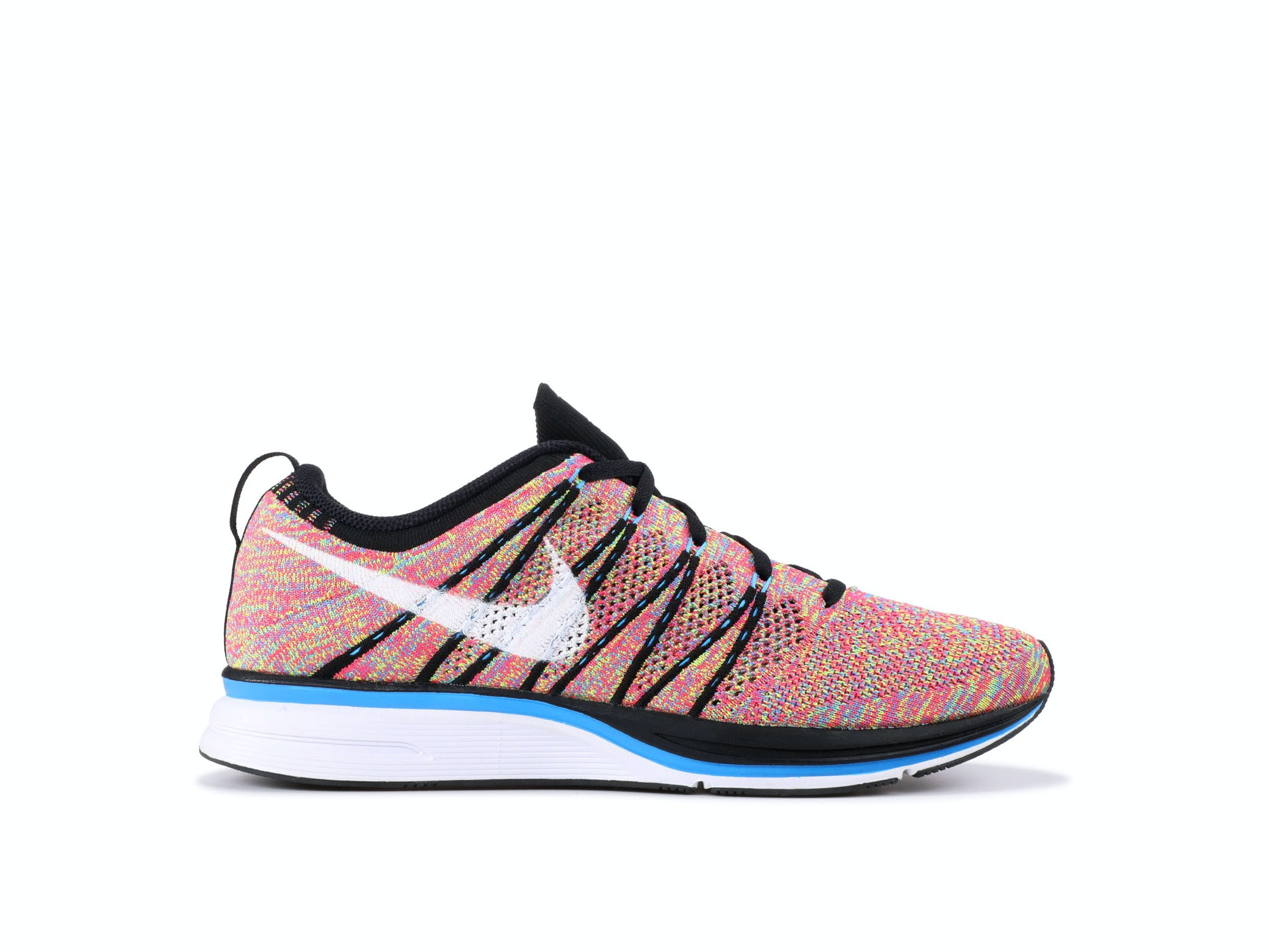 2cb2d0322a Shop Flyknit Trainer Multicolor Online | Laced