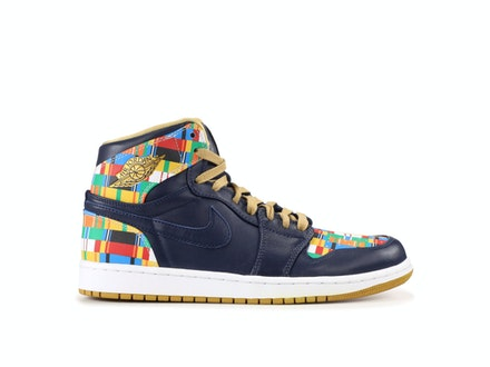 Air Jordan 1 Retro High RTTG D.C