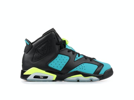Air Jordan 6 Retro GG Turbo Green