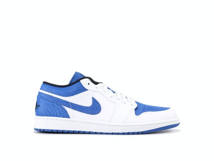 Air Jordan 1 Retro Low Sport Blue