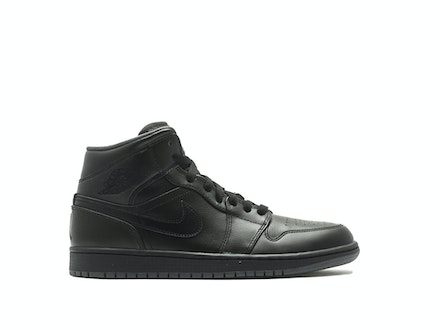 Air Jordan 1 Retro Mid 2016 Black