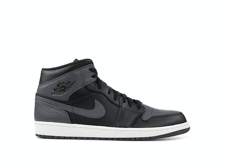 Air Jordan 1 Mid Dark Grey