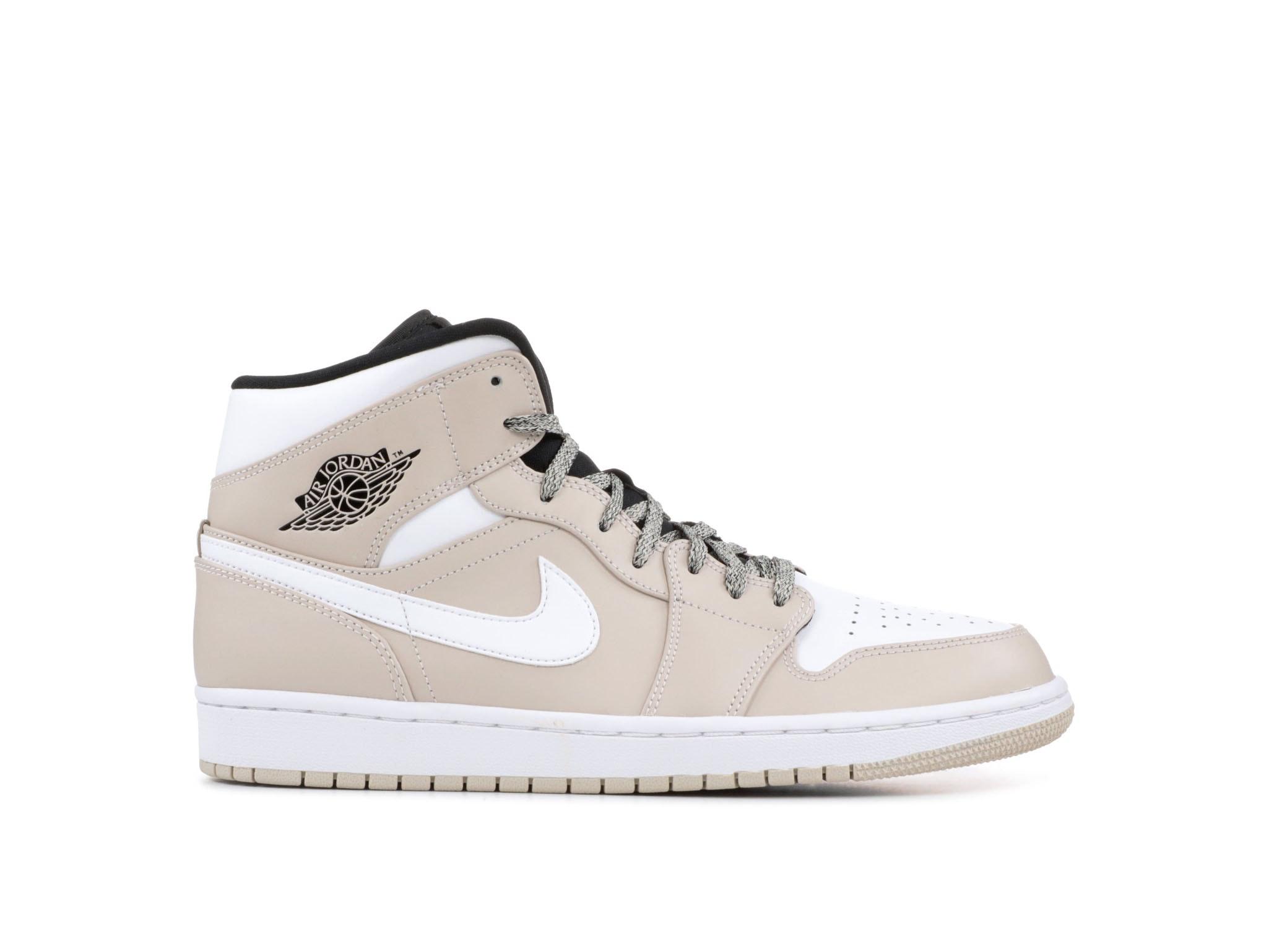 9e5c30be1405 Shop Air Jordan 1 Mid Desert Sand Online