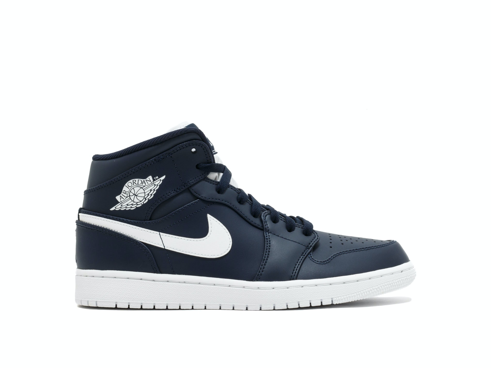 79d20ab228aaa9 Shop Air Jordan 1 Retro Mid Obsidian Online