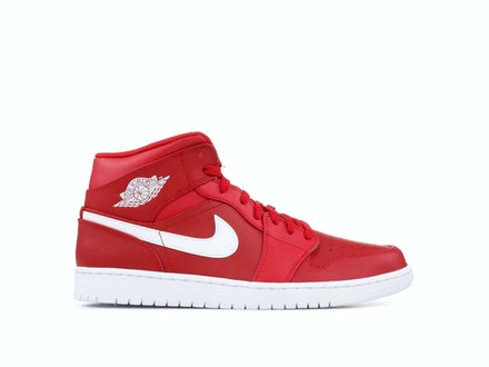 Air Jordan 1 Retro Mid Gym Red 2.0