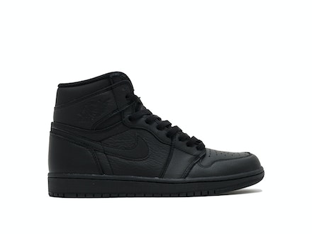 Air Jordan 1 Retro High OG Triple Black