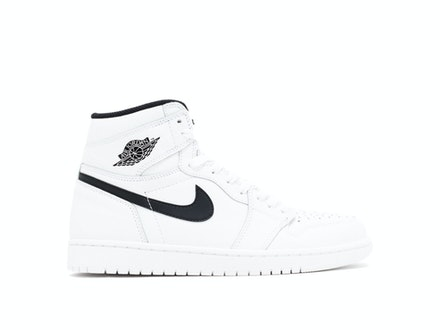 Air Jordan 1 Retro High OG Premium Yin Yang White