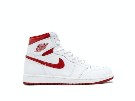 Air Jordan 1 Retro High x Supreme x LV x Red Ribbon Recon