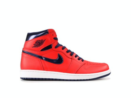 Air Jordan 1 Retro High OG David Letterman