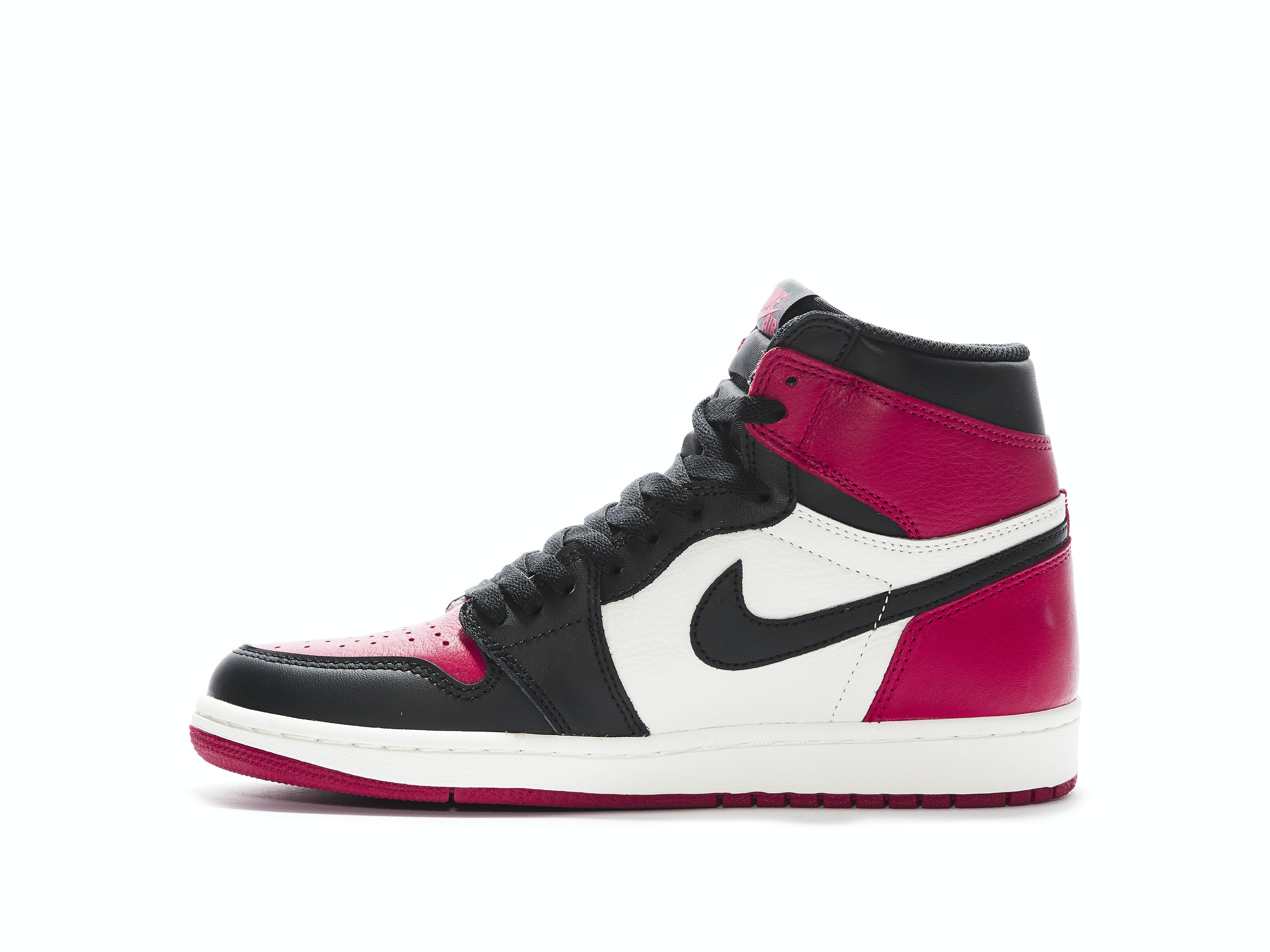 4efe903fe1db ... Retro High OG Bred Toe. 100% AuthenticAvg Delivery Time  1-2 days