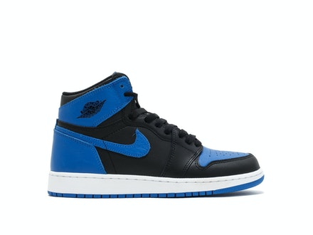 Air Jordan 1 Retro High OG BG 2017 Royal