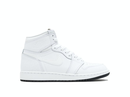 Air Jordan 1 Retro High OG BG Perforated