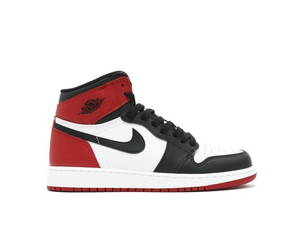 Air Jordan 1 Retro BG 2016 Black Toe