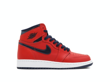 Air Jordan 1 Retro BG Letterman