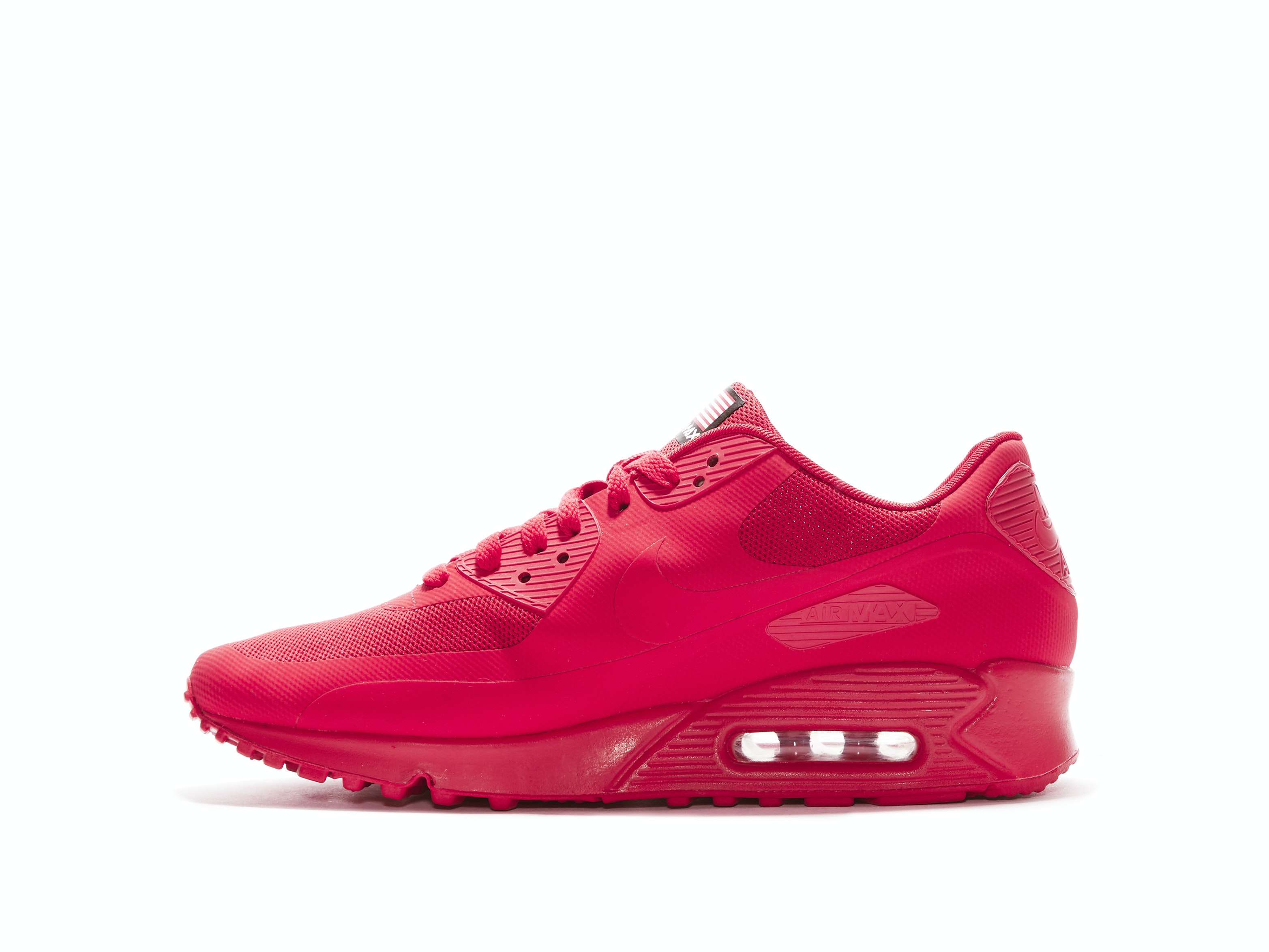 ca165c31 Air Max 90 Hyperfuse QS USA Red. 100% AuthenticSold out! Nike / 613841-660