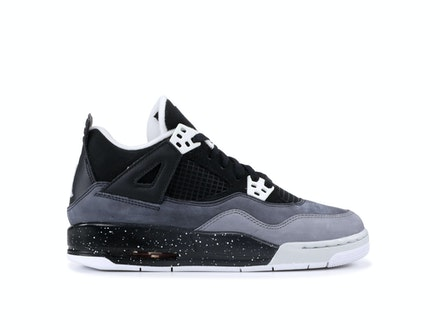 Air Jordan 4 Retro GS Fear