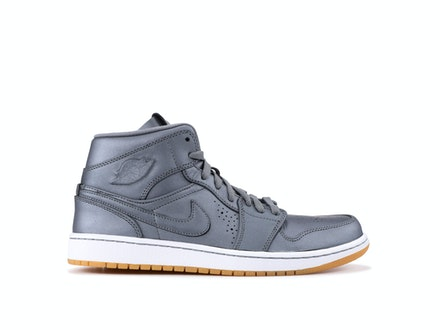Air Jordan 1 Mid Nouveau Cool Grey