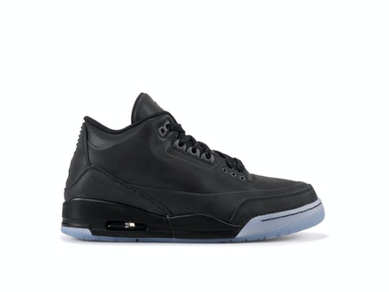 Air Jordan 3 5Lab3 Reflective Black