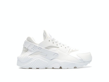 Air Huarache Run White (W)