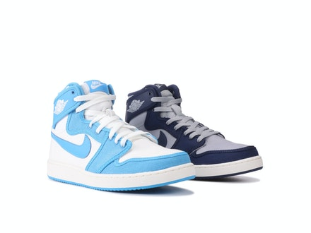 Air Jordan 1 KO High OG Rival Pack