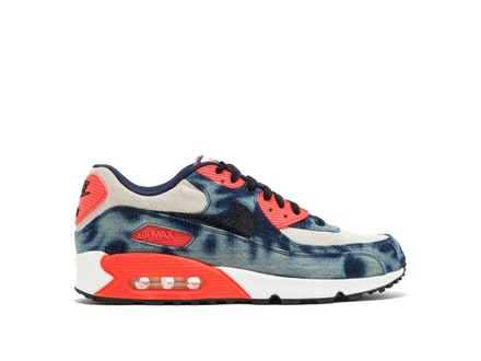 Air Max 90 Denim QS Infared Washed Denim x Atmos