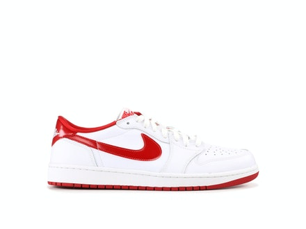 Air Jordan 1 Retro Low OG Varsity Red
