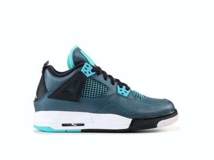 Air Jordan 4 Retro BG Teal