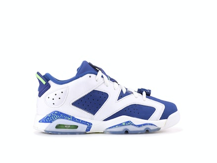 Air Jordan 6 Low BG Ghost Green