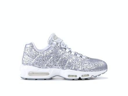 Air Max 95 20th Anniversary Pure Platinum