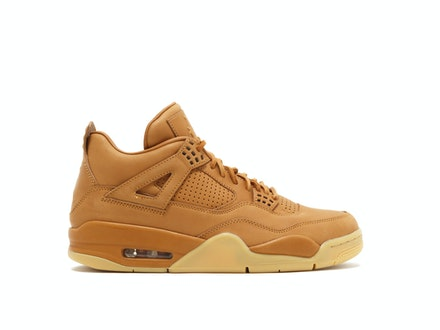 Air Jordan 4 Premium Wheat