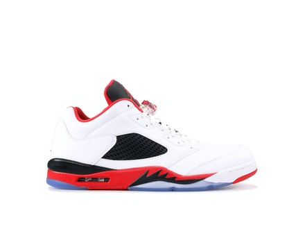 Air Jordan 5 Low 2016 Fire Red