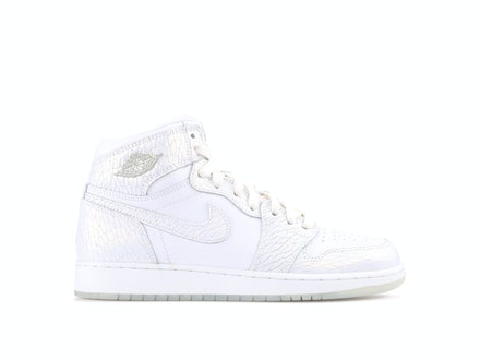 Air Jordan 1 Retro High Premium GS Frost White