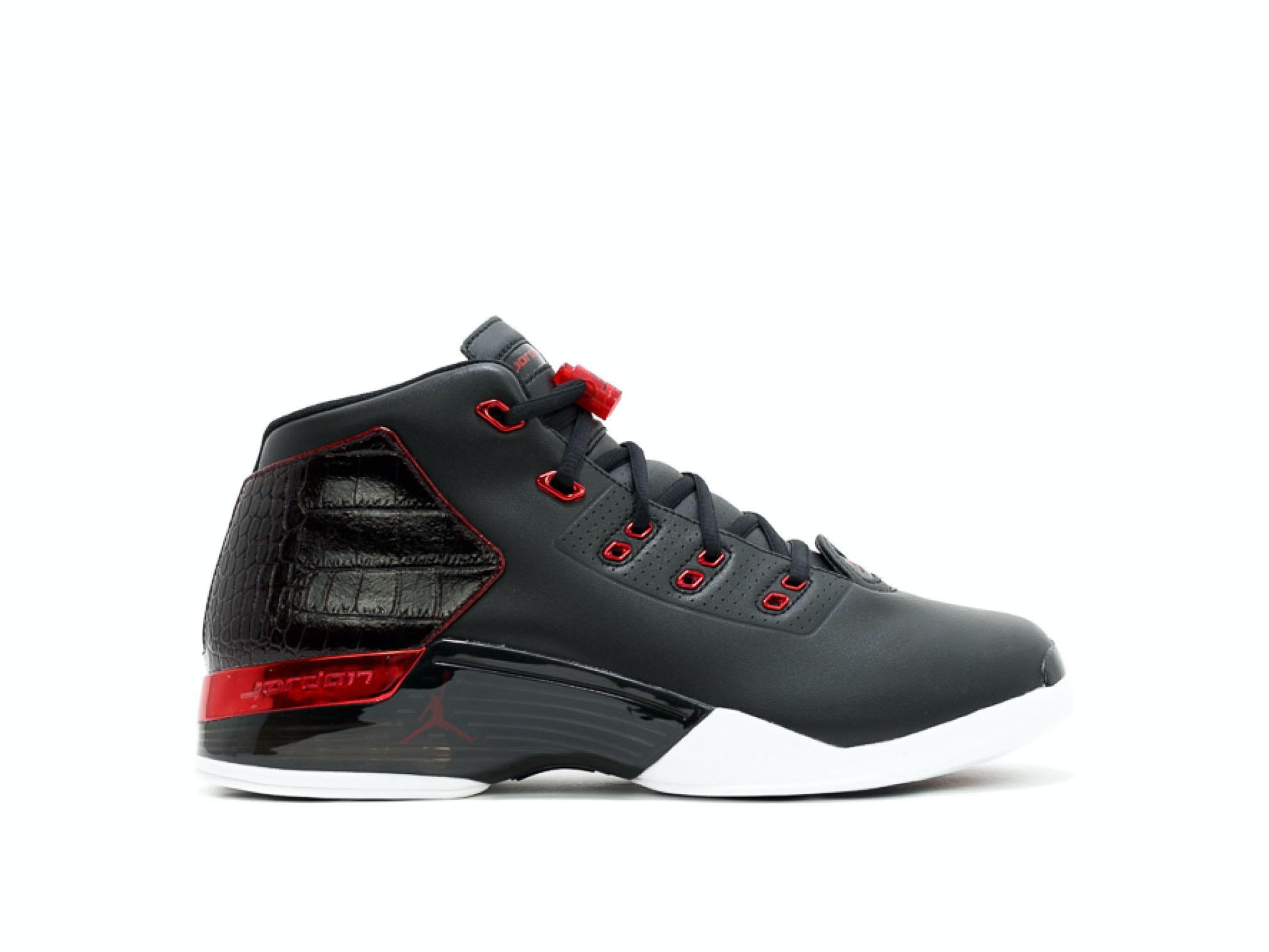 d5e3c985587 Shop Air Jordan 17+ Retro Bulls Online | Laced