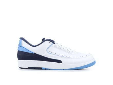 Air Jordan 2 Retro Low Midnight Navy