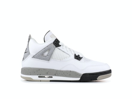 Air Jordan 4 Retro OG BG Cement 2016