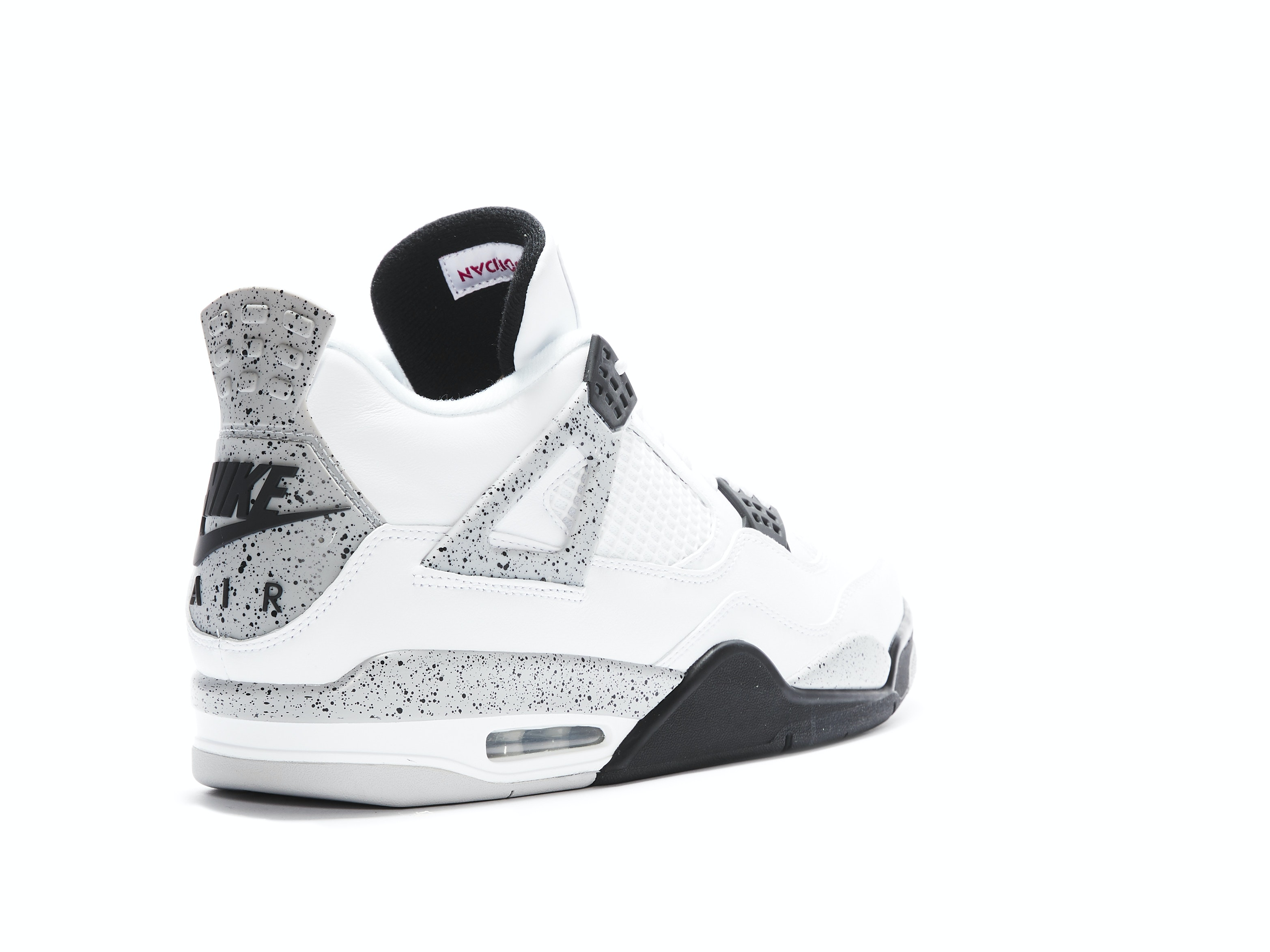 c7c0ee583e24 Air Jordan 4 Retro OG Cement. 100% AuthenticSold out! Air Jordan    840606-192