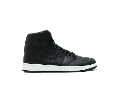 Air Jordan 1 Retro High Black Vachetta Tan
