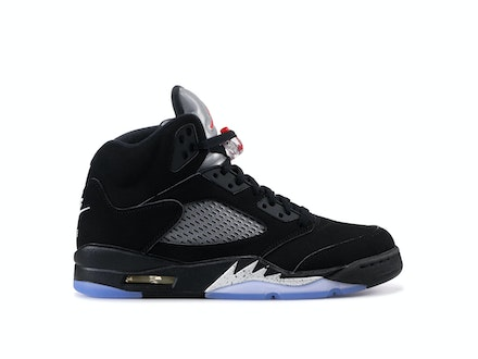 Air Jordan 5 OG BG 2016 Metallic