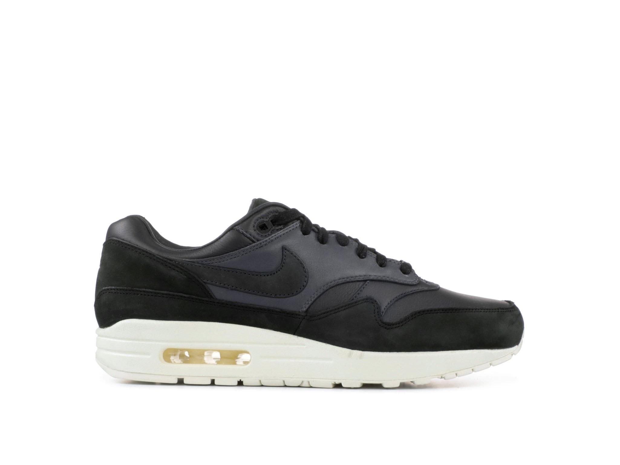 huge discount cba0b d70a1 NikeLab Air Max 1 Pinnacle Black Anthracite
