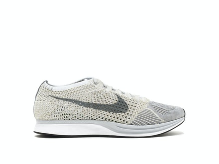 Flyknit Racer Pure Platinum