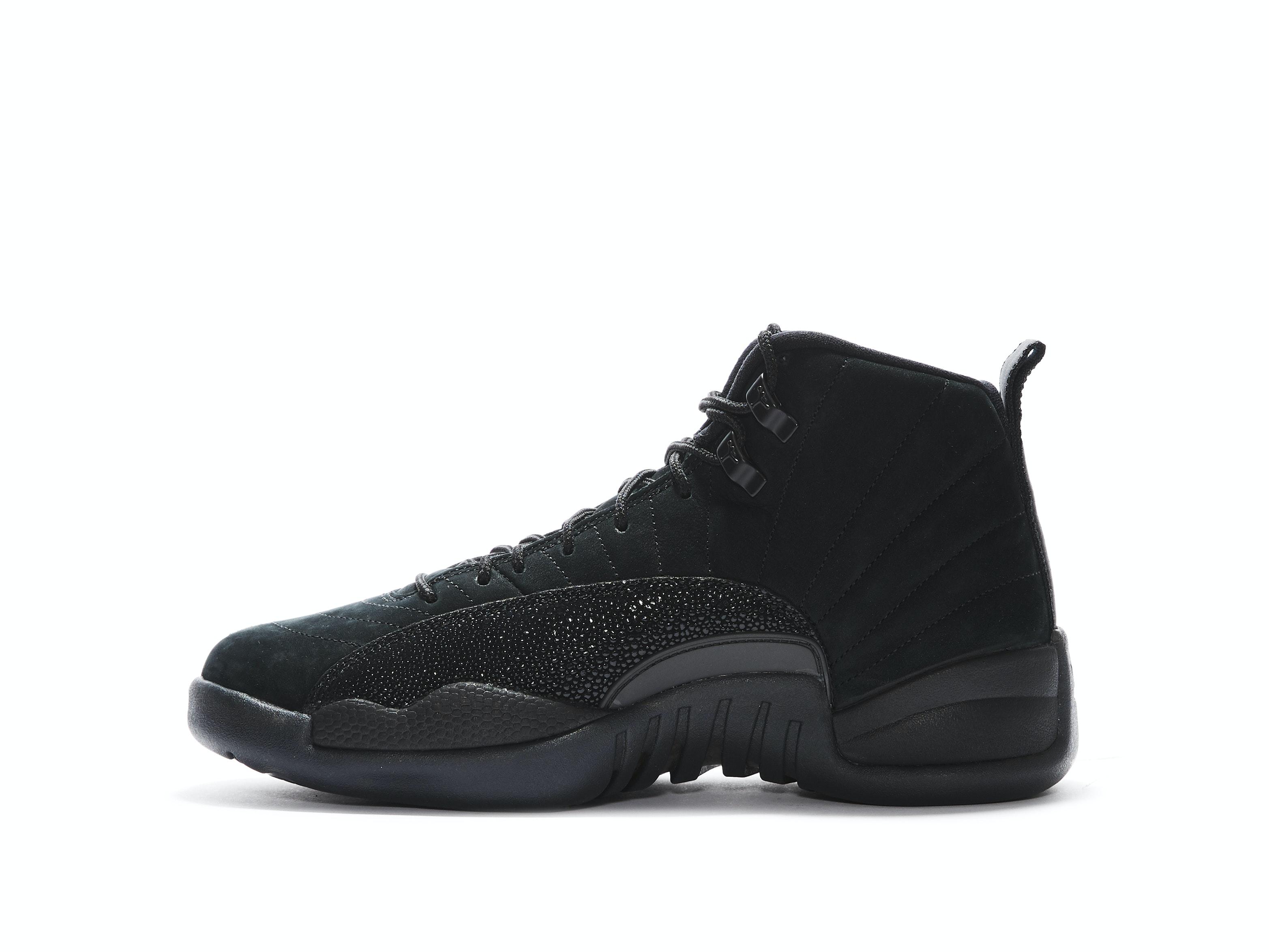 14e48b25c902dc Shop Air Jordan 12 Retro Black x OVO Online