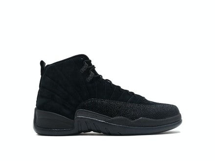 Air Jordan 12 Retro Black x OVO