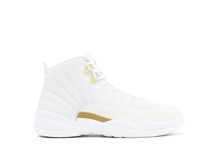 Air Jordan 12 Retro White x OVO