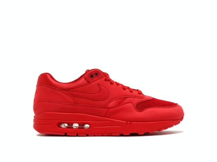 Air Max 1 Premium Tonal Pack Red