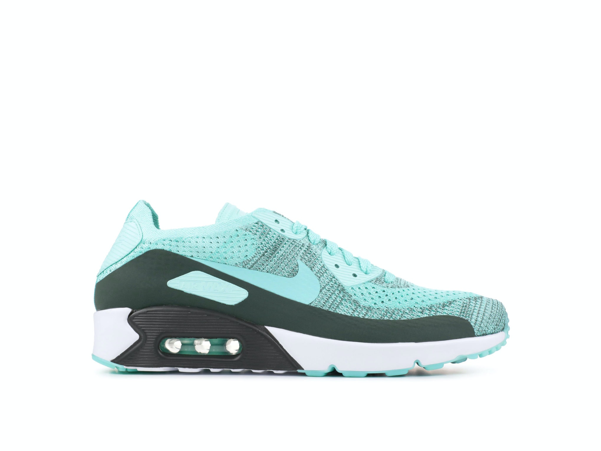 separation shoes 441a2 78481 Air Max 90 Ultra 2.0 Flyknit Hyper Turquoise