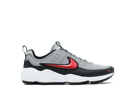 Air Zoom Spiridon Ultra Silver Desert Red